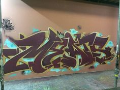 New wall from MEATS