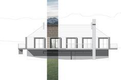 geza, Massimo Crivellari · GP Casa in montagna · Architettura italiana