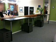 IKEA Hackers: Standing Desks on the cheap