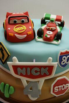 Cars Cake (Nick)