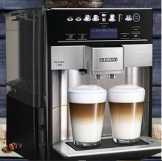 The Siemens coffee machine range allows you to become the master of coffee from the comfort of your own home. Experiment with a wide variety of flavour combinations. Coffee Machine, Drip Coffee Maker, Barista, Own Home, Experiment, Latte, Kitchen Appliances, Diy Kitchen Appliances, Home Appliances