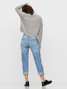 *NOISY MAY || 'Liv NW' straight fit jeans | Vaqueros rectos 'Liv NW'