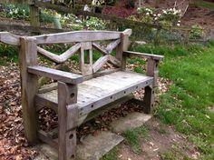 Outdoor Furniture, Outdoor Decor, Garden Inspiration, Bench, Diy, Gardens, Design, Home Decor, Beauty