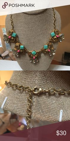 Stella and Dot necklace! Worn a couple times! Make a offer! Great condition! Stella & Dot Jewelry Necklaces