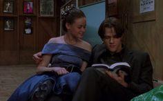 Gilmore Girls BLOG: I Smell Snow Rory's Dance - Season 1, Episode 9