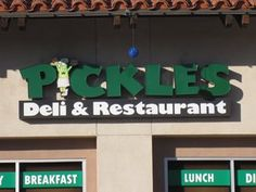 Pickles Deli & Restaurant, Newbury Park CA