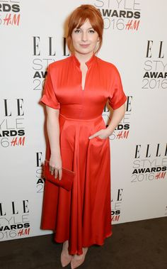 Alice Levine​ at the Elle Style Awards 2016
