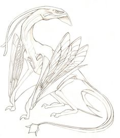 Banshee sketch from Avatar Witcher Monsters, Fantasy Beasts, Fantasy Art, Avatar Animals, Avatar James Cameron, Avatar Tattoo, Avatar Movie, Avatar World, Avatar The Last Airbender Art
