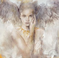 Elvira Amrhein, german painter, was born in 1957 in Germany Daughter and granddaughter of artists, Elvira Amrhein's work is deeply spiritual, intriguing and overwhelming. Today, Elvira Amrhein lives in France Artodyssey