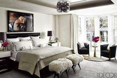Hotel Style Bedroom Ideas