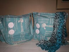 turquoise 'windmill' R250.-