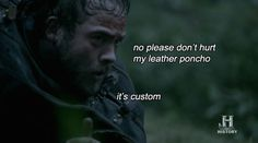 Poor Aethelwulf. His leather poncho is pretty cool.