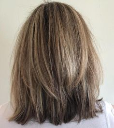 10 Two-Layer Haircuts Your Hairstylist Will Approve Too - Shaggy Two-Layer Bob . 10 Two-Layer Haircuts Your Hairstylist Will Approve Too - Shaggy Two-Layer Bob - length hair Medium Layered Haircuts, Layered Bob Hairstyles, Medium Hair Cuts, Layer Haircuts, Medium Hair Styles, Straight Hairstyles, Curly Hair Styles, Pretty Hairstyles, Medium Cut