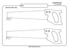 Pílka - grafomotorika - pracovné listy pre deti