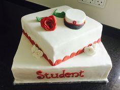 Studenter kage