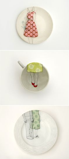 Diem Chau / Plates