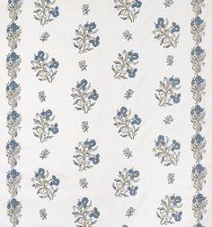 Wild Iris | Prints | Fabrics | Robert Kime Ltd. | Antiques | Fabrics | Wallpapers | Furniture | Lighting | Carpets | Accessories |