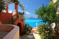 Shades of Blue, Kefalonia, Greece