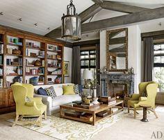 Steven Gambrel Designs a Robustly Chic Zurich Mansion Photos | Architectural Digest