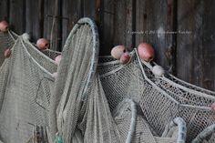 Photography particular network fishermen Bartolomeo Vurchio