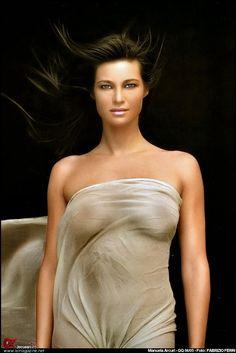 Manuela arcuri nude images 72