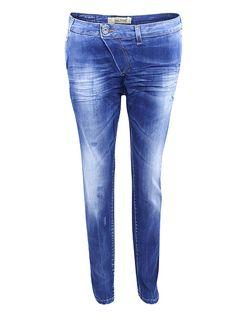 MissMiss Jeans Boyfriend Slim - moderood.nl #proberen #pinterest #moderood #jeans #leuk