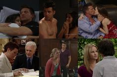Summer Soap Couple Olympics: General Hospital, Round 2