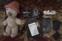The Burning House photography project - If your house was burning, what would you take with you?