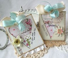 Lovely tags ♥ by may