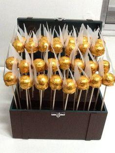 popcake pomo de ouro