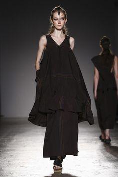 Uma Wang Ready To Wear Spring Summer 2017 Milan