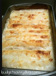 The Best Chicken Enchiladas [ MexicanConnexionforTile.com ] #food #Talavera #Mexican