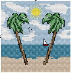 Free Patterns | by Date Posted | Page 3 of 11 | Cyberstitchers Cross-Stitch Picture Gallery