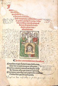 Handbibel des Myconius