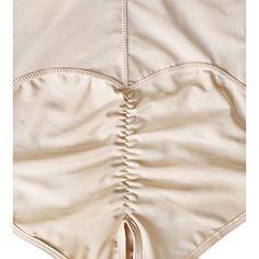 73610982a84 EESIM Women s Plus Size Bodysuit Shapewear Seamless Tummy Control Shapewear  with Zipper Full Body Shaper