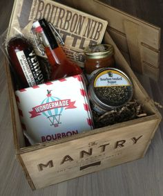 Mantry Box Review - Monthly Gourmet Food Subscription Boxes - May 2013 #subscriptionbox #subscription #mantry