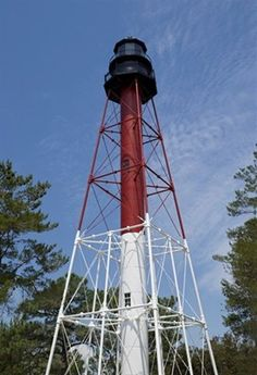 Crooked Creek Lighthouse.