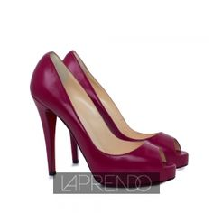 Christian Louboutin - Shoes - Very Prive 120 Kid - 1080237