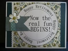 Happy Retirement Card  Jeri Thomas  http://bugnme.blogspot.com/2012/04/happy-retirment.html