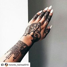 #follow us @hennafamily #hennafamily  #Repost @toronto_henna2016  Getting Married or Any Occasions? LOOKing For a Henna Artist?Get in touch now to book your Bridal/occasions Mehendi for your big day.For Booking & more enquires Please feel free to call me at64755198914167476876. nawreencanada@outlook.com To book your Henna Appointment  Include: The date you require (2-3days before your wedding function day) Your name Your full postal code What would you like to get done for example if you…