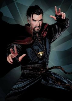 Doctor Strange || Stephen Strange