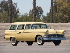 Ford Country Sedan 1956