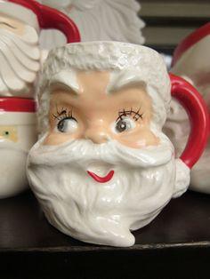 I have a few of these.   Santa mug
