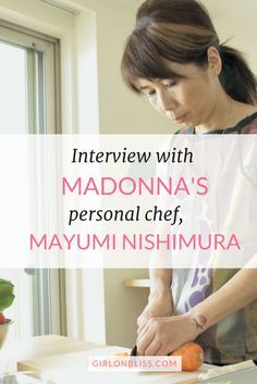 In this exclusive interview, we cover a general overview of what Madonna eats, the macrobiotic diet, staying healthy while traveling, healthy snacks, and more! Come on over and listen to the podcast :D | Holistic Health | Celebrity Diet | Madonna | Personal Chef | Macrobiotics | Weight Loss | Alternative Health | Ayurveda | Yoga |
