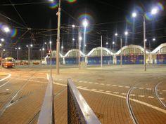 las tramvías vivían  en un granero