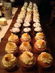 Beer tasting:#cupcakes blue moon(orange) summer shandy(lemon coconut)guinness chocolate stout corona lime rootbeer float Yum! #cakethat