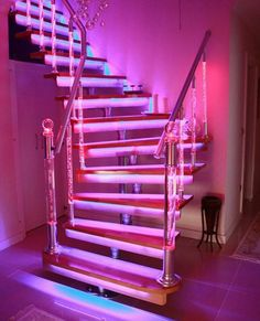 Discovered by Amy Melampy. Find images and videos about pink, aesthetic and neon on We Heart It - the app to get lost in what you love. Bedroom Wall Collage, Photo Wall Collage, Picture Wall, Murs Roses, Neon Licht, Neon Room, Pink Room, Neon Aesthetic, Aesthetic Bedroom