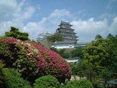 """Castelo de Himeji"" # Himeji, Japão."