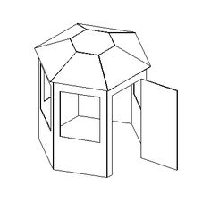 One Bedroom House Plans besides Yurt Floor Plans in addition 127719339405678039 furthermore Floor Plan For Bungalow Double Storey in addition Cabin Floor Plans. on tiny house loft bed