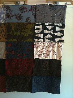 Alabama Chanin sampler quilt
